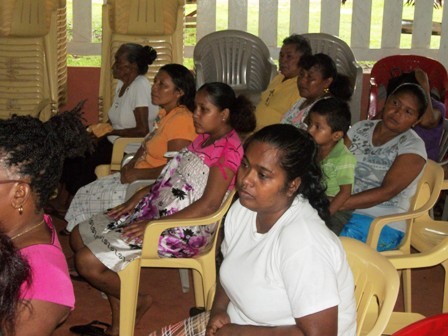 Local Gov't Minister holds meeting in Campbelltown, Madhia-updates residents on budget cuts and their implications