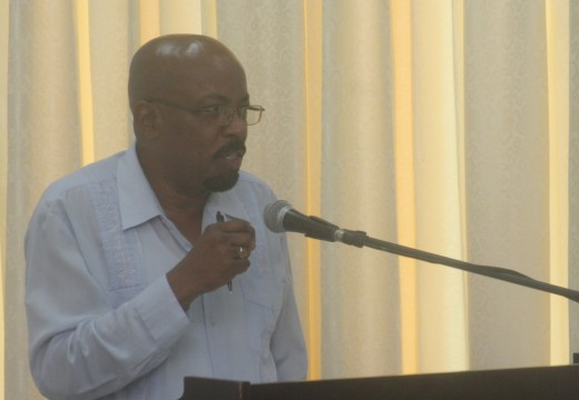 Local Gov't Ministry hosts training session for RDC members