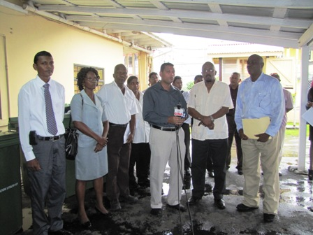 Region 4 NDCs get waste bins valued $37M- to aid solid waste management