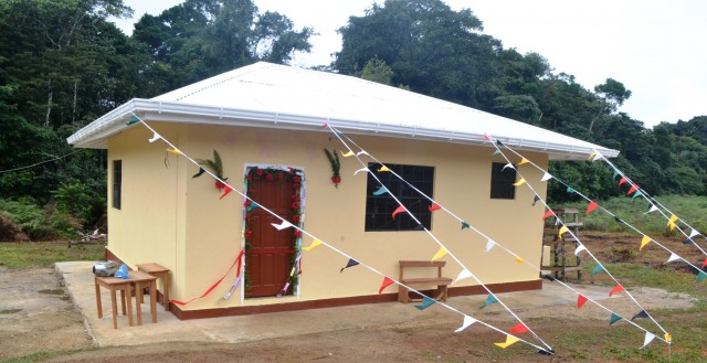 Maikwak residents receiving better health care – new health post commissioned