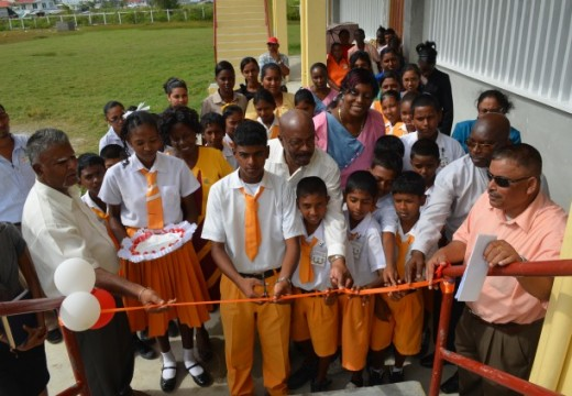 Gov't delivers over $41M in promise to Region Five residents- new secondary department included