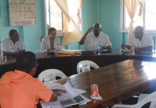 Local Gov't Minister meets with Region Six municipalities- addresses challenges to service delivery