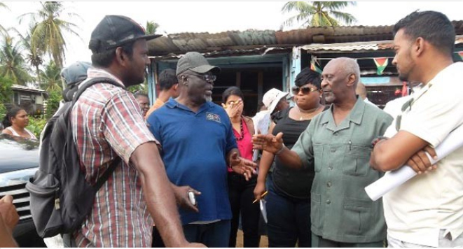 Communities will develop through active participation by residents- Minister Scott