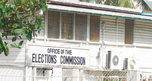 Communities Ministry meets with GECOM –to iron out LGE plans