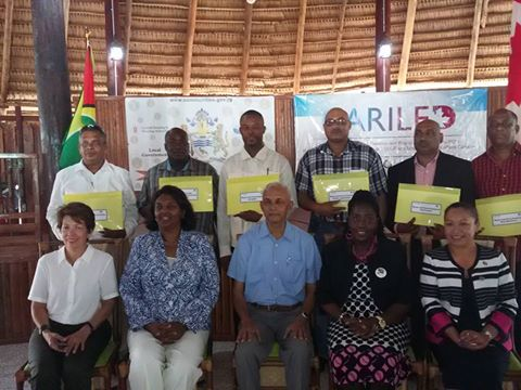 Municipalities sign MOU
