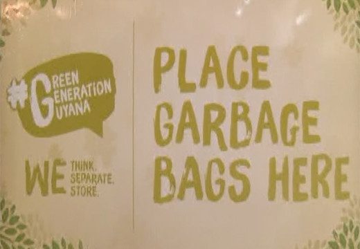 Green Generation Guyana Campaign Launched To Help Children Make Proper Solid Waste Management A Lifestyle
