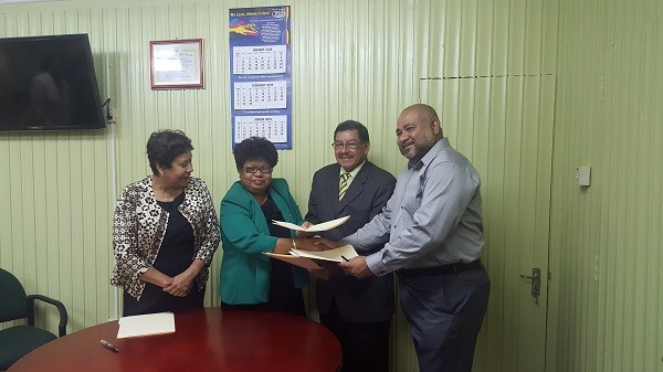 Gov't signs MoU with IAST for sustainable development of hinterland communities