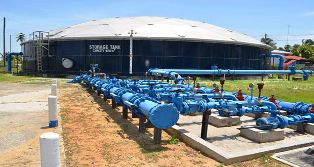 Treated water coverage significantly advanced – coastland achieves 95%