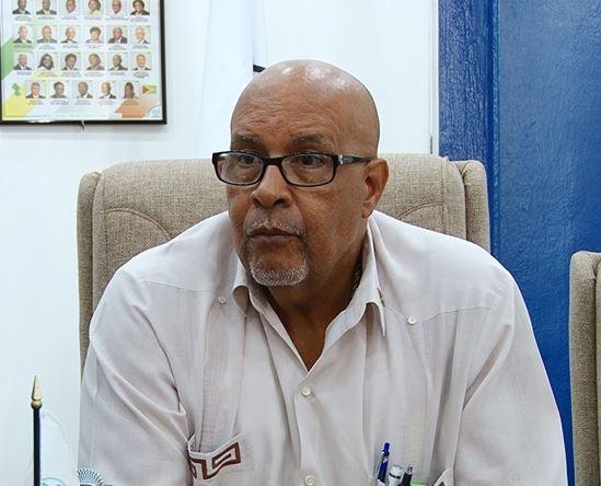 Managing Director of GWI, Dr. Richard Van West-Charles