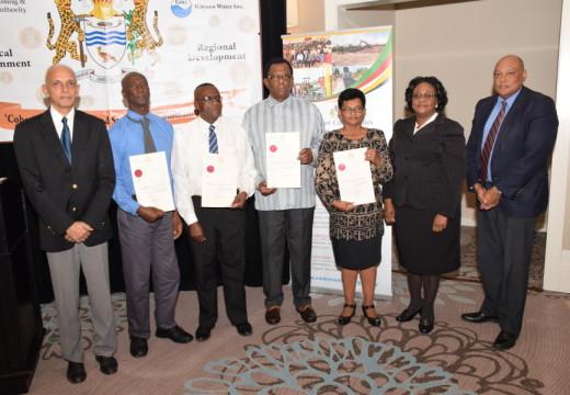 Regional Officials sworn in as JPs