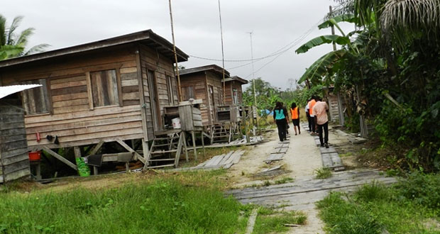 Ministry considering building homes to relocate squatters