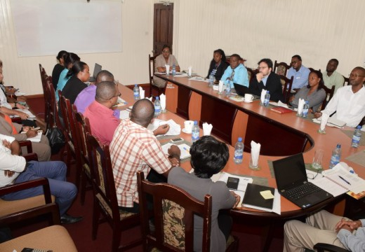 IDB providing critical support to CH&PA on development of National Housing Strategy