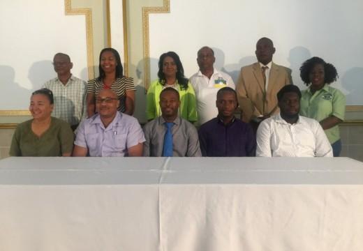 Mayor of Linden Carwyn Holland new president of Guyana Association of Municipalities (GAM)