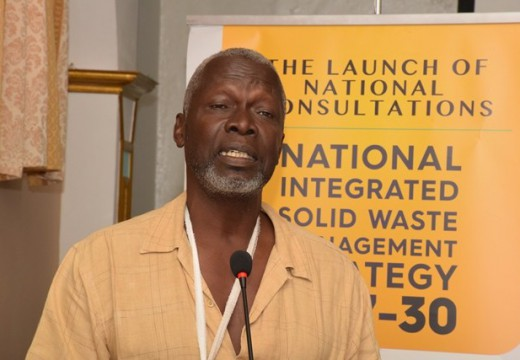 Draft solid waste management strategy unveiled for consultations