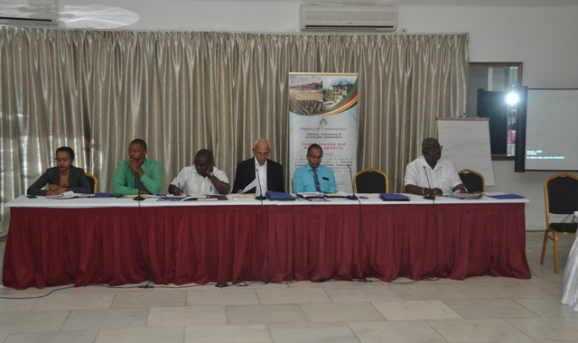 Communities Ministry hosts first of several roundtable discussions on financial management