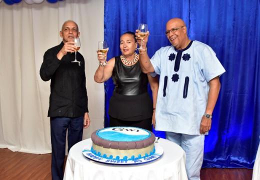 GWI emphasises hinterland push at 16-year anniversary party