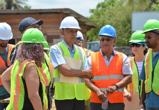 New Sheet Anchor water treatment plant on mid-2019 schedule