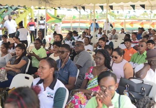 Region Three Hosts National Day of Villages 2018