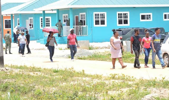 4,000 house lots to be available within next 18 months