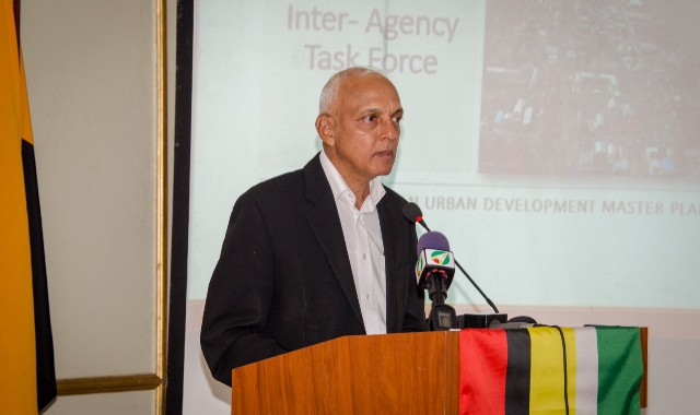 Govt readies for oil sector with Urban Development Master Plan