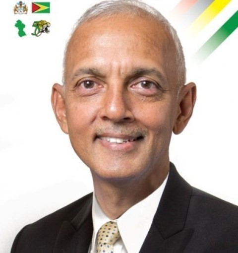 Minister of Communities –  Honourable Ronald Bulkan, Message for World Water Day, March 22, 2020.