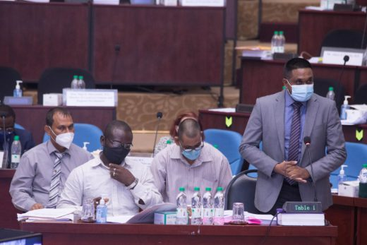 Over $500M for roads, drainage in Regions 5, 6 -Minister Dharamlall